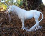 Lancelot - Breyer Custom Unicorn