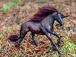 A'a - Custom Breyer Unicorn