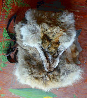 Fur and Leather Pouches, and More!