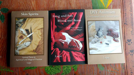 Updated Editions of My Early Books Available!