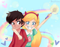 Star VS The Forces of Evil! by Dreamilicious