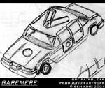 Patrol Car - Pre production