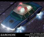 Patrol Car - Post production