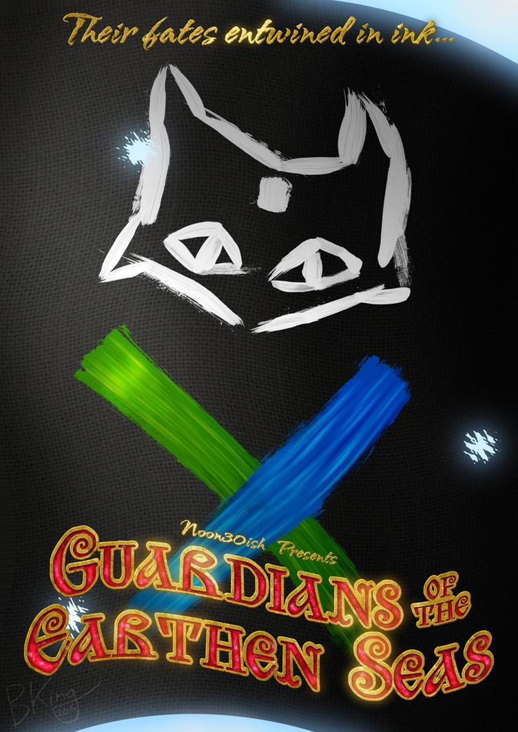 HiJack Pirate AU cover art/promo by kingpin1055