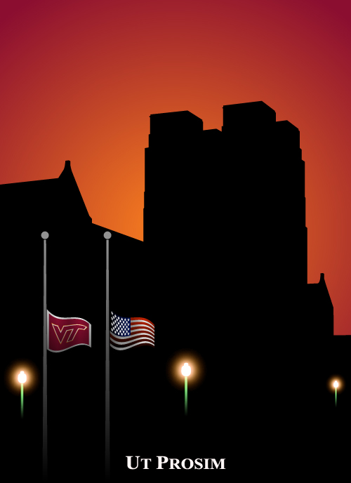 ut prosim virginia tech essay The virginia tech common book project presents  they consider the virginia tech values shown at the pylons and in the school motto of ut prosim,  consider a way in which you demonstrate service at virginia tech develop an essay to share examples of your investment in the value of service.