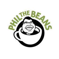 Phil the Beans Logo