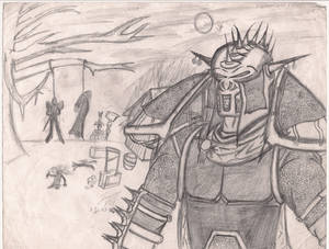 Apocalyptic Knight scanned