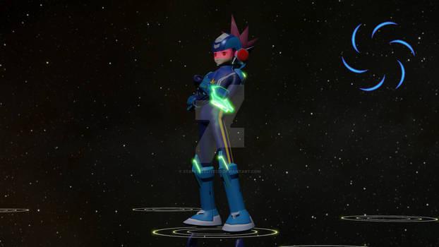Shooting Star Megaman