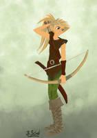 Archer Daunia by basschel