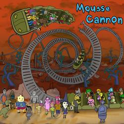 Mouse Cannon Album Cover
