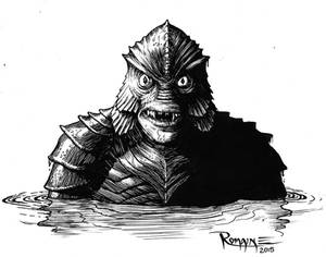 Black Lagoon Dude