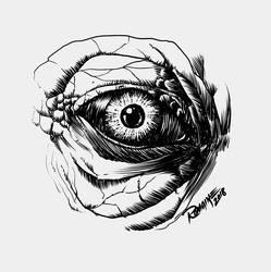 Inktober 2018 - 10 - Wrinkled