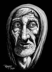 Worn Old Man