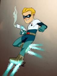 I'm Incrediboy!! by AleFox99