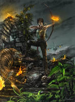 Tomb Raider Reborn Contest by CainAndrew