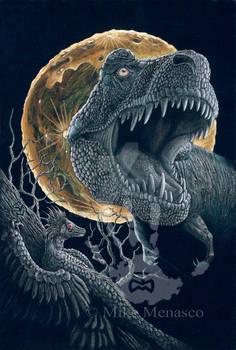 Under a Mesozoic Moon