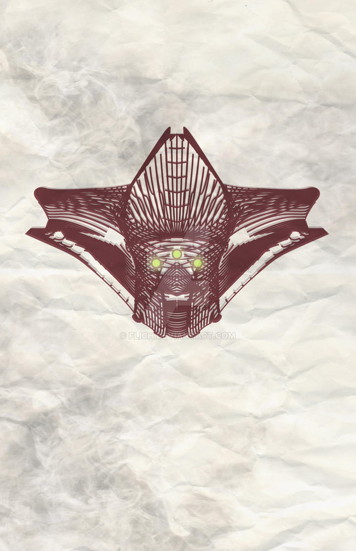 Destiny Hive Knight Holo by Flich