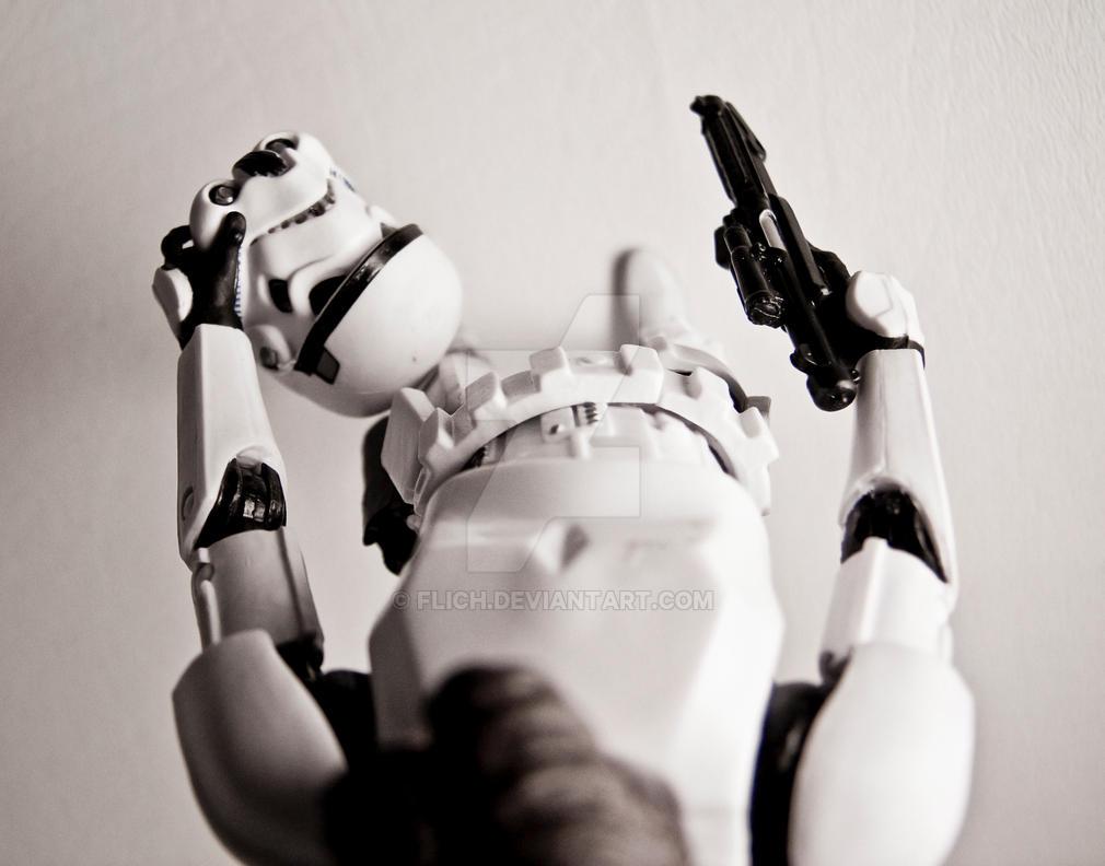 Trooper by Flich