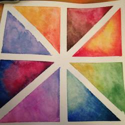 Rainbow watah color by zelda806
