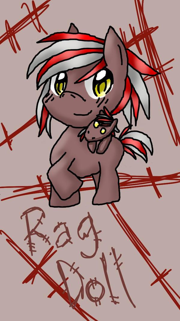 Mlp Oc Rag Doll by Memamo3