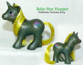 Baby star hopper