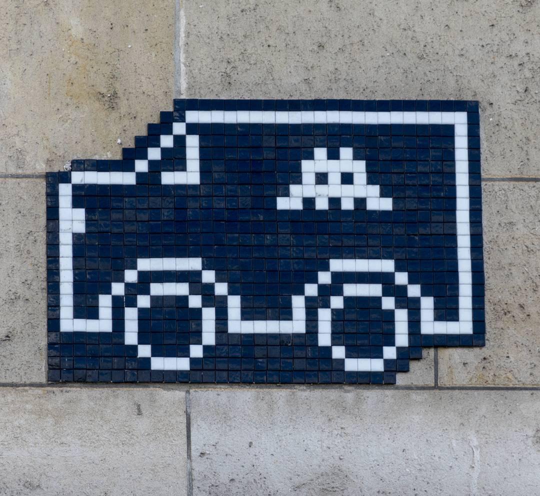 Pixel Van by sequential