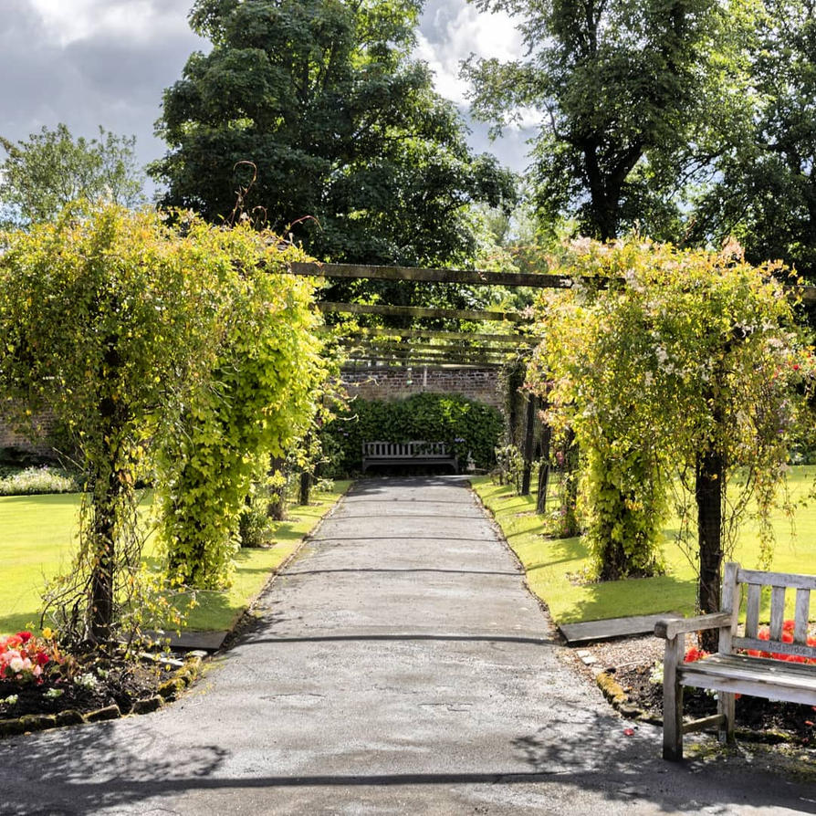 Inside the Walled Garden by sequential