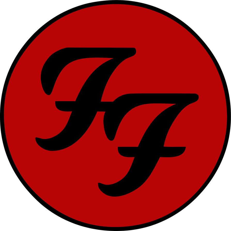 Foo Fighters Logo By Pompelina On Deviantart