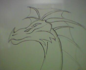le scrap dragon by SheWulph