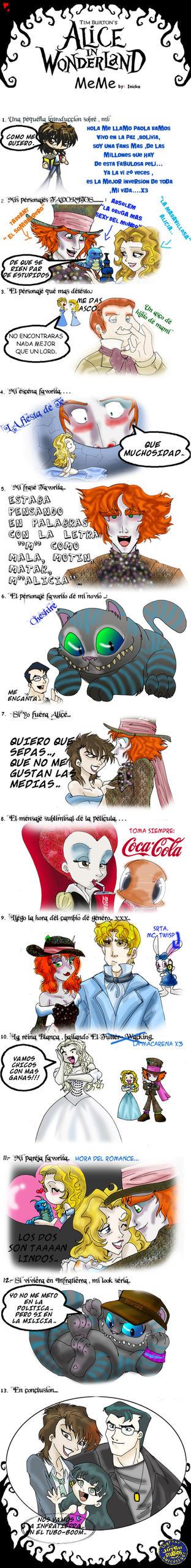 AIW MEME en spanish tambien by kei111