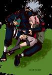 kakasaku - sakura vs icha icha