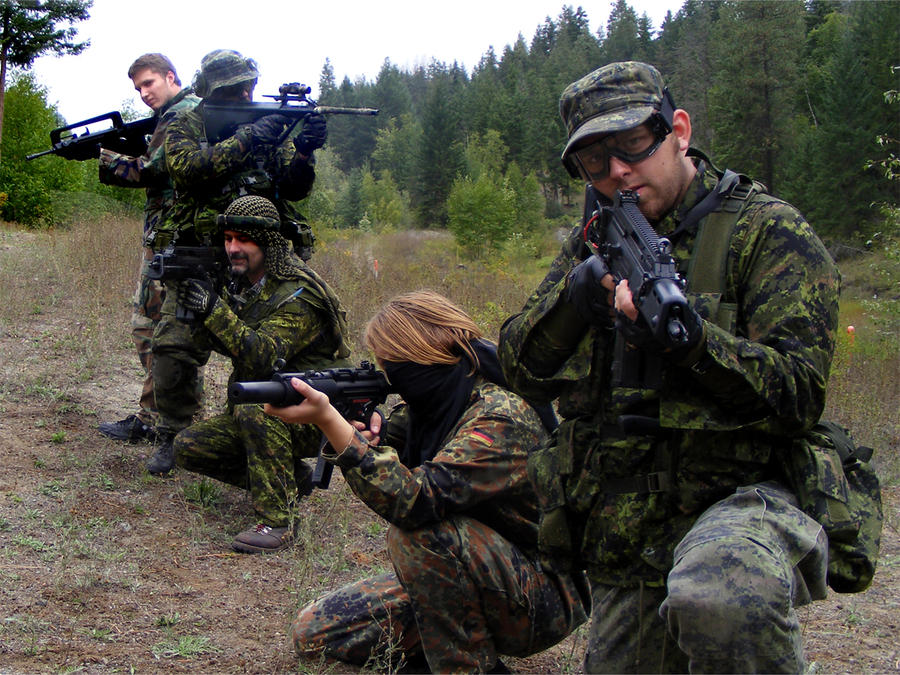 Airsoft Group 84
