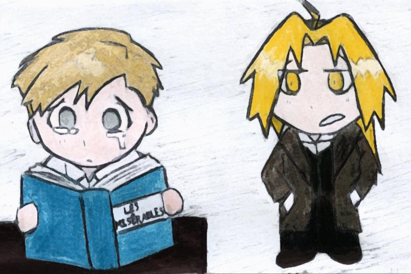 Literary Woes by owletstarlet