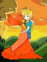 Burning Love by princess-hylian