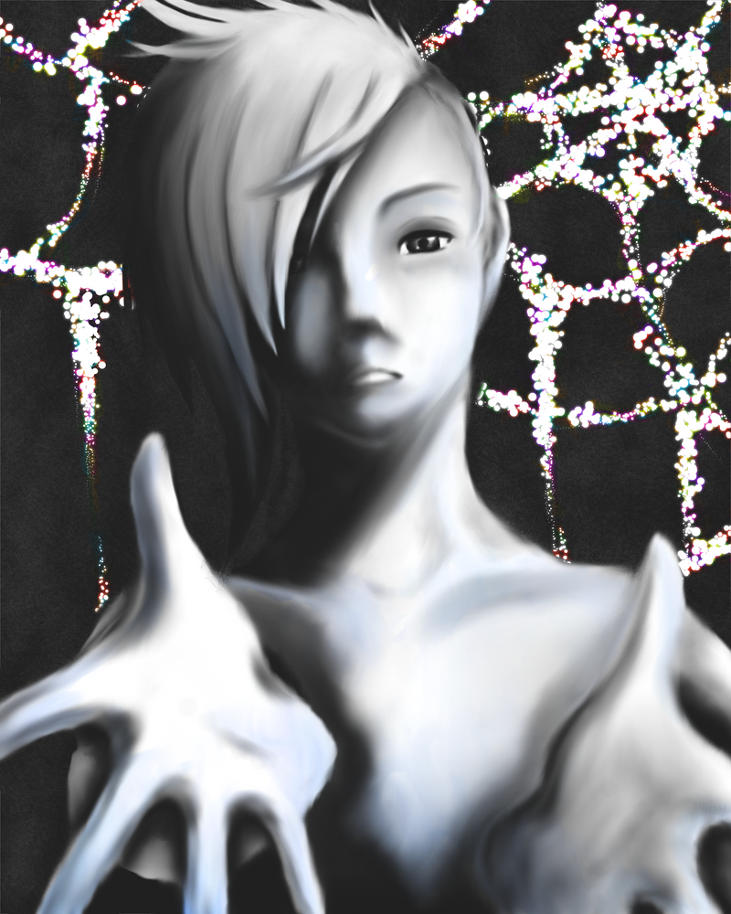 Caught in a Web by princess-hylian
