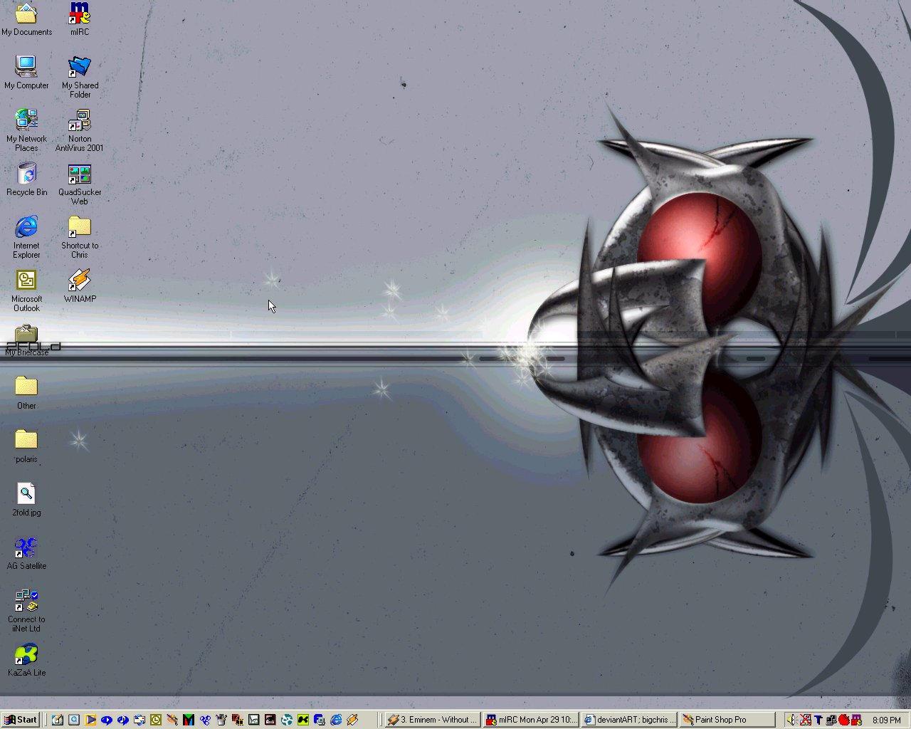 bigchriss desktop version2 by bigchris
