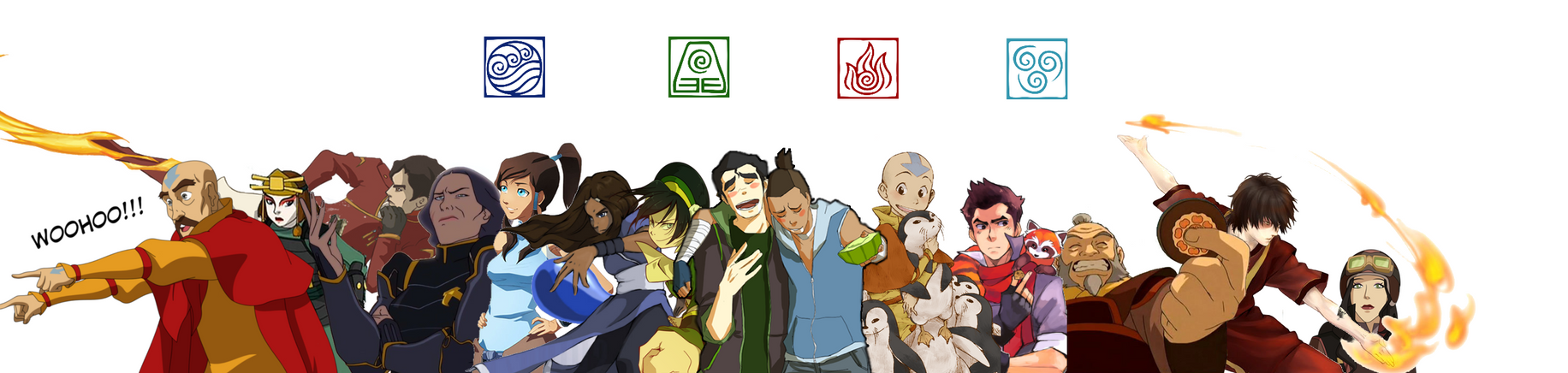 Avatar-Friends by RupertRock