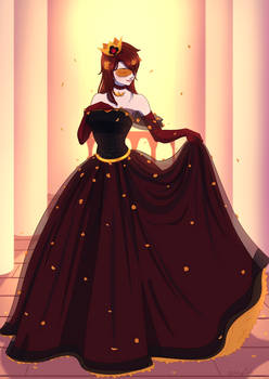Commission: PrincessThorn