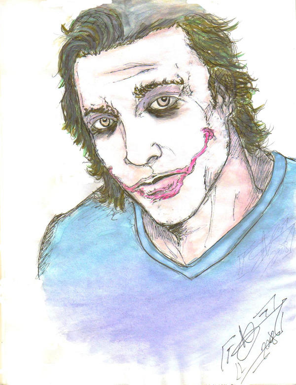 [Fan art] Chewco Heath_Ledger_colors_by_chewco