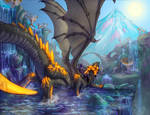 Starfall Dragon