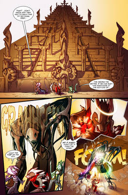 Tendril's Demise Page 1