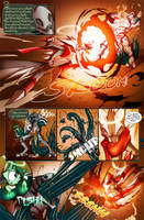 Tendril's Demise Page 5 by Dreamkeepers