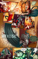 Tendril's Demise Page 6 by Dreamkeepers