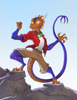 DarznWolfe's Dragon