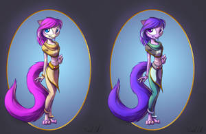 Laylin Color Variety by Dreamkeepers