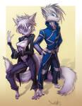 Shadow and Whiterush