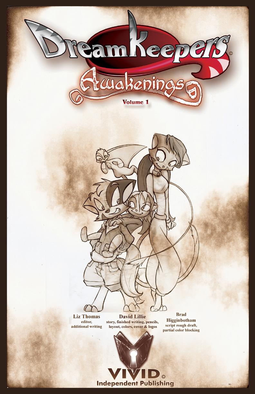 Volume 1:  Awakenings, page 1 by Dreamkeepers