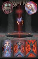 Volume 1:  Awakenings, page 8 by Dreamkeepers