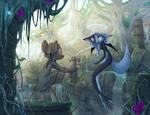 Commission #6: Grove of Secrets
