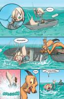 Volume 1 Awakenings:  Page 14 by Dreamkeepers